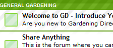 Gardening Directions Community